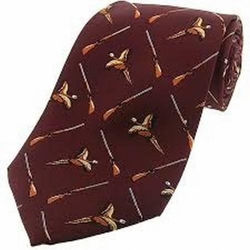 Silk Shooting Ties