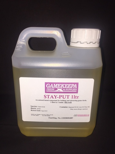 Stayput Concentrate (Sufficient to treat 1 tonne)