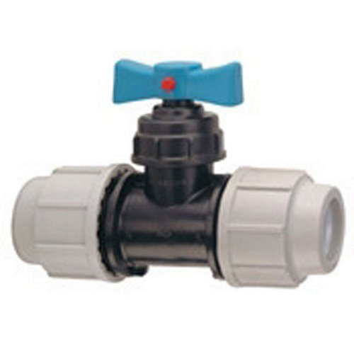 Stop Valve MDPE 20mm (Inc liners)
