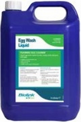 BIO LINK EGG WASH LIQUID 5ltrs