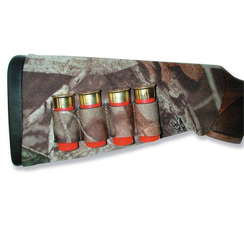 Neoprene Shotgun 4-cart Stock Cover
