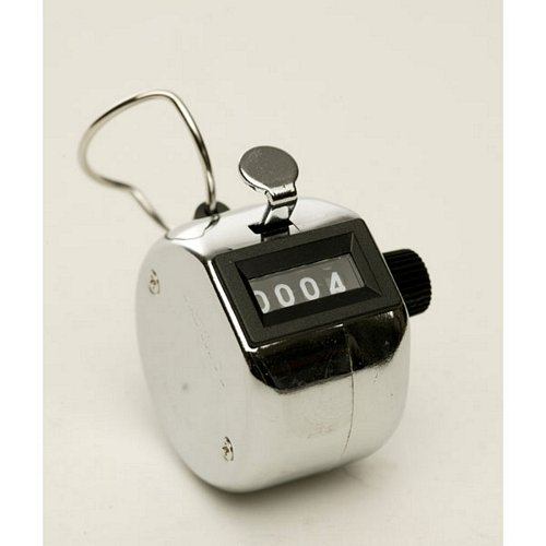 Hand Tally Counter (1 – 9999)