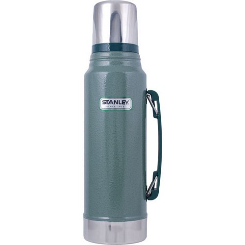 STANLEY CLASSIC GREEN FLASK - 1 litre